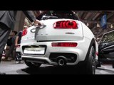 Mini Clubman JCW Exterior Design Trailer   AutoMotoTV