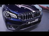 Suzuki S-Cross at Paris Motor Show 2016 | AutoMotoTV