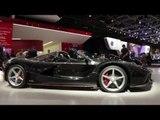 Ferrari Laferrari Aperta Exterior Design Trailer   AutoMotoTV