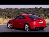 Driving Report - Audi TT RS 2016 TT Coupe and the TT Roadster | AutoMotoTV