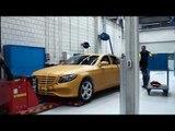 Mercedes-Benz Vehicle Safety Technology Center - Part 1 | AutoMotoTV