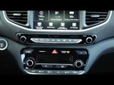 2017 Hyundai Ioniq EV Interior Design and Motor Trailer | AutoMotoTV