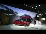 Hyundai Motor Europe GmbH Presentation Hyundai i30 Wagon at the Geneva Motor Show 2017 | AutoMotoTV