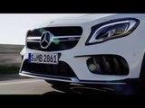 Mercedes-AMG GLA 45 4MATIC - Driving Video Trailer | AutoMotoTV