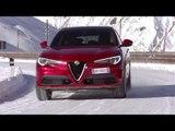 Alfa Romeo Stelvio - Passo dello Stelvio Trailer | AutoMotoTV