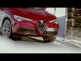 Alfa Romeo Stelvio Driving in the Country Trailer | AutoMotoTV