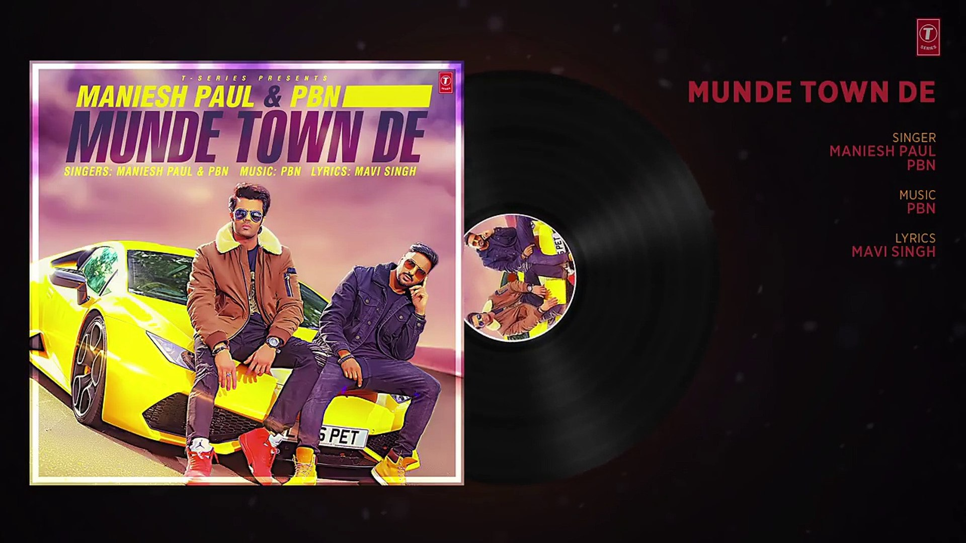 17.Munde Town De (Full Audio Song) Maniesh Paul _ PBN _ Mavi Singh _ Latest Punjabi Songs 2018, Late