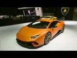 Lamborghini Huracán Performante - Exterior Design at the Geneva Motor Show 2017 Trailer | AutoMotoTV
