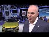 Geneva Motor Show 2017 Press Day - Interview with Jürgen Stackmann | AutoMotoTV