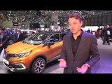 Geneva Motor Show 2017 Press Day - Interview with Laurens Van Den Arker | AutoMotoTV