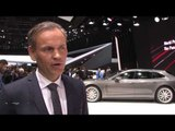 Geneva Motor Show 2017 Press Day - Interview with Oliver Blume | AutoMotoTV