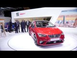 Geneva 2017 World Premiere of the Seat Leon Cupra 300 & Seat Ibiza | AutoMotoTV