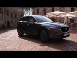 2017 All-new Mazda CX-5 Exterior Design in Machine Grey Trailer | AutoMotoTV