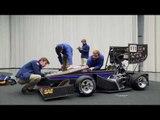 U of M Formula Racing Car Reveal at Ford Product Development Center | AutoMotoTV
