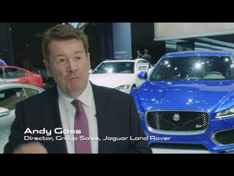 Jaguar F-PACE wins World Car of the Year | AutoMotoTV