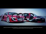Born on the track, built for the road - Audi R8 and R8 LMS | AutoMotoTV