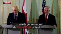 Brexit : démission de Boris Johnson, ministre britannique des Affaires étrangères
