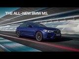 BMW M5 M xDrive Animation