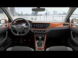 The new Volkswagen Polo Interior - Polo Highline and Polo Beats
