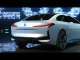 BMW i Vision Dynamics reveal at the Frankfurt Motor Show 2017