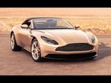 Aston Martin DB11 Volante   return of the ultimate convertible Sports GT