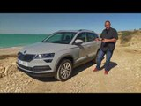 Skoda Karoq 2017 Review and Driving Report of Skoda Kodiaq's little brother