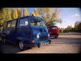 2017 Renault, over a century of expertise in LCV renault Estafette et Renault Spaceclass