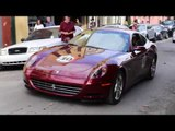 The Louisiana Chapter of THE FERRARI CLUB of AMERICA - Rally in the French Quarter
