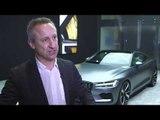 2018 Geneva Motor Show Press Day - Interview with Jonathan Goodman, CEO Polestar