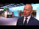 Geneva Motor Show 2018 Press Day Interview with Laurens van den Acker and Thierry Bolloré, Renault