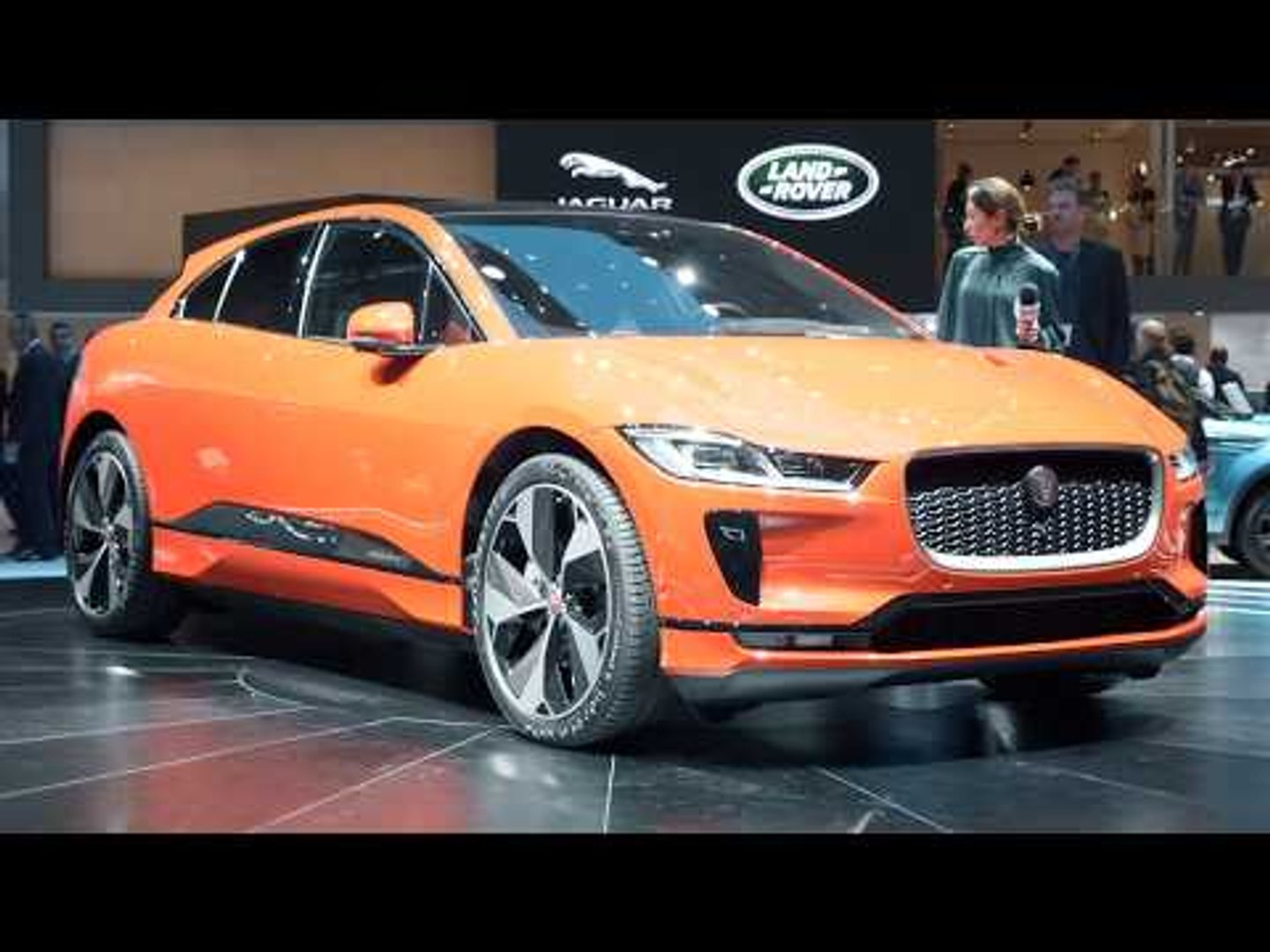 Geneva 2018 - Premiere of the Jaguar I-Pace and Range Rover SV Coupe