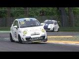 Trofeo Abarth 500 Imola 2018 Highlights