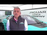 Jaguar I-PACE eTROPHY Debut - Gerd Mäuser, Chairman, Jaguar Racing