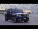 All new 2019 Jeep Renegade Limited Trailer
