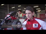 A team of students from the SEAT Apprentice School creates a winning electric kart en