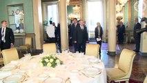 Renzi incontra il presidente della Federazione Russa Putin