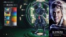 Xmen Apocalypse QuickSilver Mod Build QuickSilver Fastest Mutant Themed Warframe