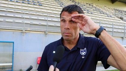 La réaction de Gustavo Poyet après Bordeaux-MC Alger