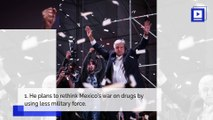 5 Things To Know About Mexico's New President Andrés Manuel López Obrador