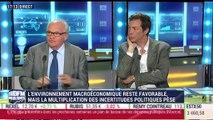 Le Club de la Bourse: Laurent Saint Aubin, Franck Dixmier et Christian Cambier - 09/07