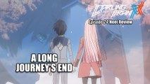 Darling in the Franxx - Farewell, My Darling ( Episode 24 END )