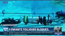 Avec son mini sous-marin, Elon Musk veut sauver les enfants de la grotte en Thaïlande