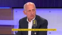 """Réforme constitutionnelle """"La réforme de 2008 est inaboutie"""" pour Benjamin Griveaux"""