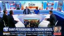 Match France-Belgique: les Bleus pour une place en finale