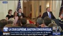 Qui est Brett Kavanaugh nommé à la Cour suprême par Donald Trump?