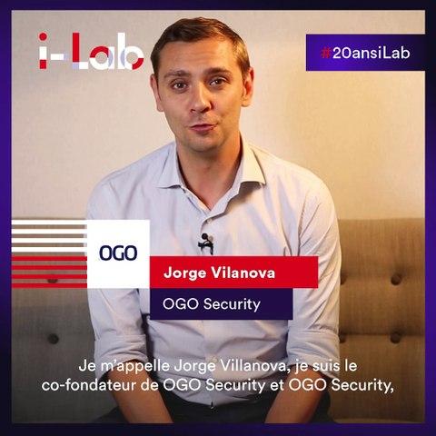 [Les lauréats en boite] Jorge Vilanova, co-fondateur de OGO security