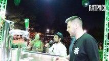 Οι συντάκτες του Ratpack κοντράρονται στο draught challenge της Heineken