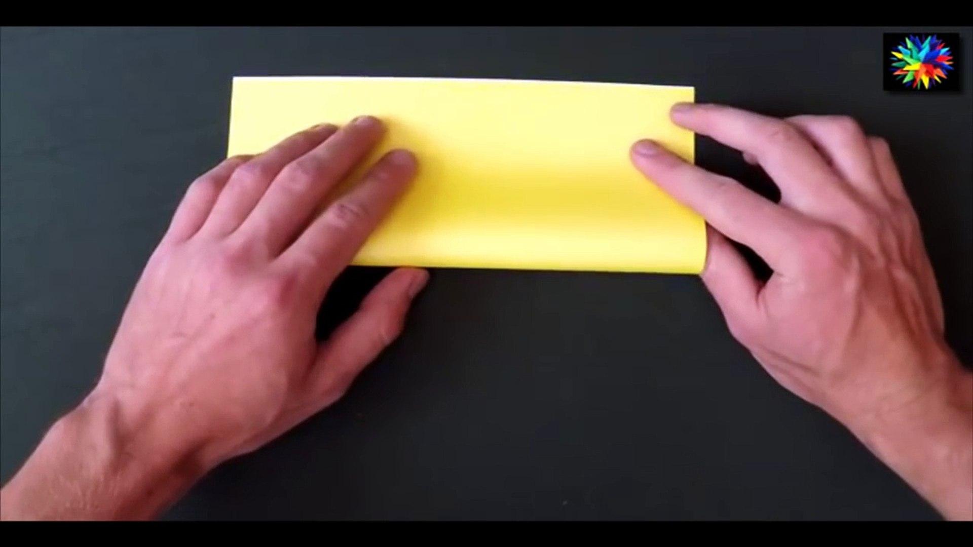 How to make a paper crown Origami / Как сделать корону из бумаги Оригами