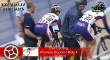 Womens USA Cycling vs Canada Cycling Maddie Godby vs Tela Crane races 1-22-2012