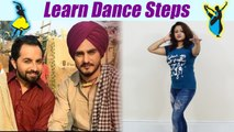 Dance Steps on Same Time Same Jagah Song, सीखें Same Time Same Jagah पर डांस ,  Punjabi song ,  Boldsky